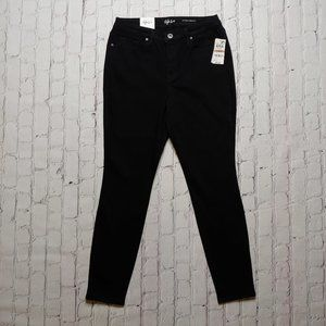 Style & Co Black Ultra Skinny Jeans 12 Short NWT